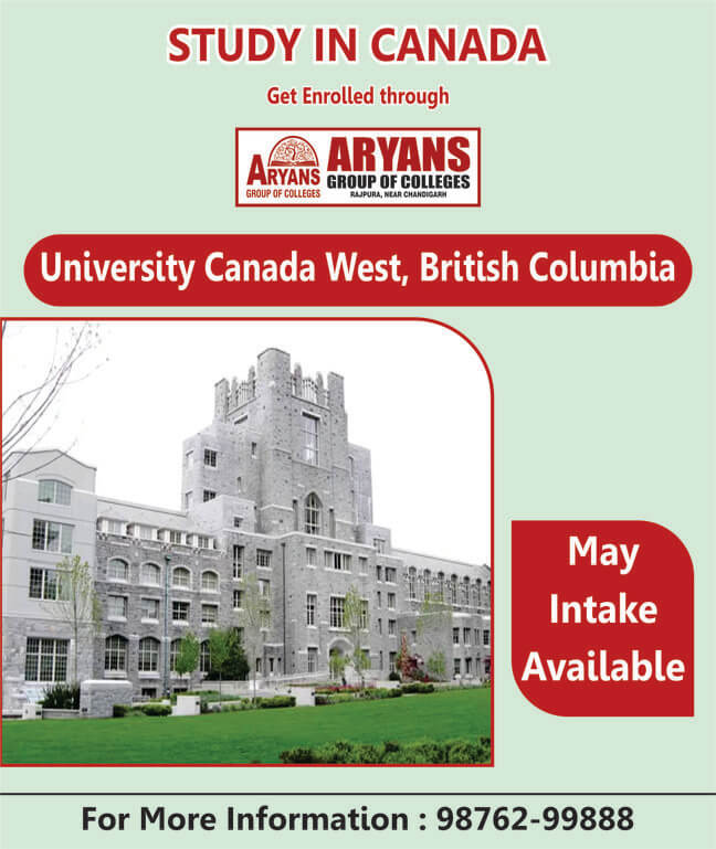 University Canada West, British Columbia