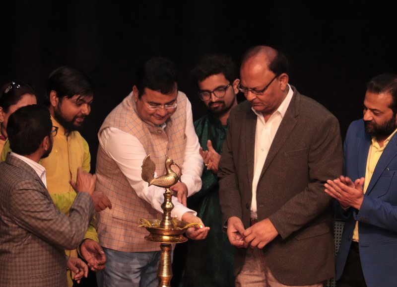 Bazm-e-Sukhan Grand Mushaira at Tagore Theatre