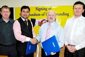 ITB University Dublin Joined Hands